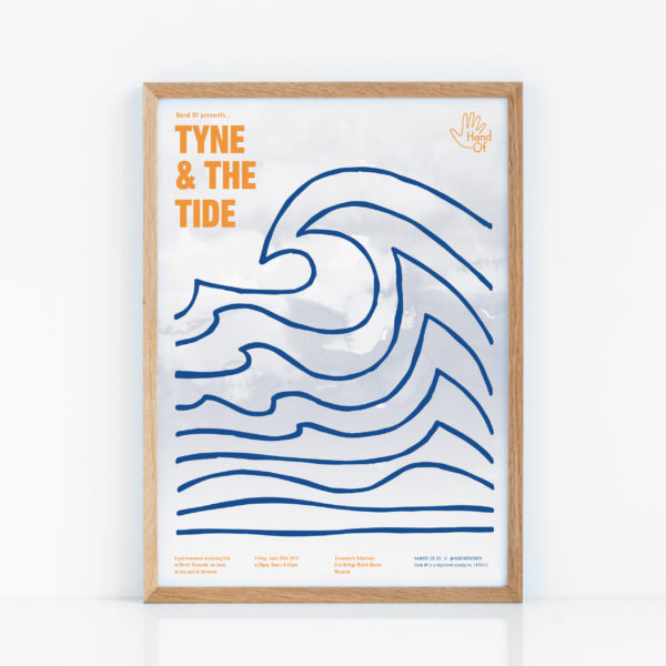 Tyne & The Tide (North Tyneside) poster