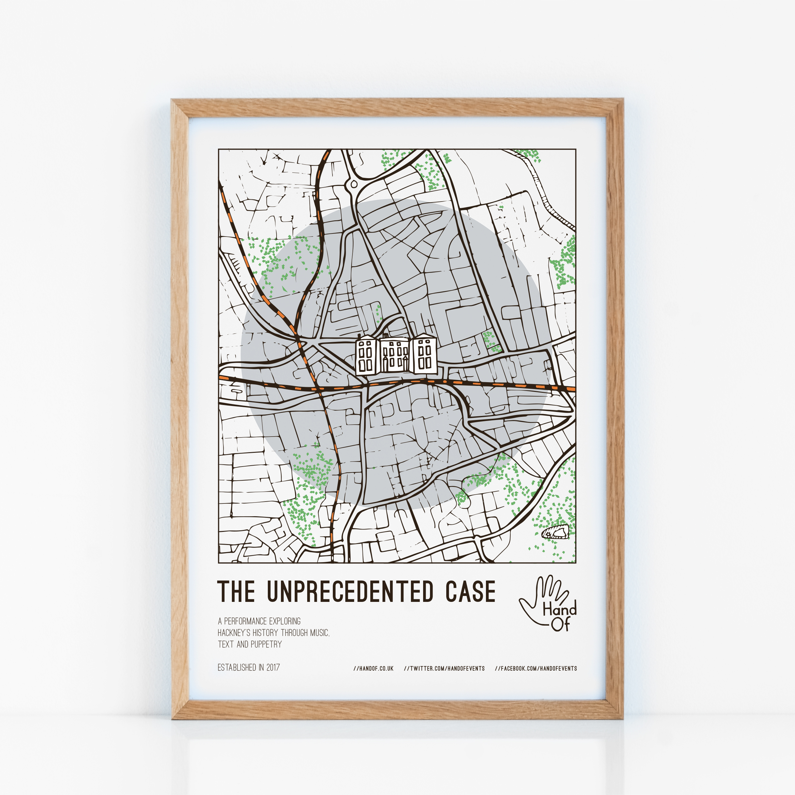 The Unprecedented Case poster